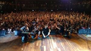 Suicidal Tendencies em SP com Dave Lombardo - Foto: Divulgação Hoffman & O'Brian/Baffo Neto