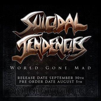 Suicidal Tendencies - Reprodução de imagem que anuncia o novo disco