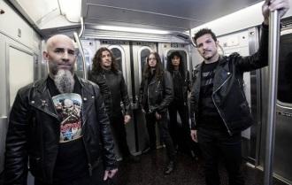 Anthrax - Foto: Divulgação