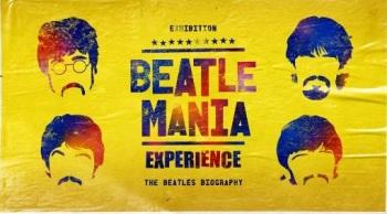 Beatlemania Experience - Reprodução do Cartaz