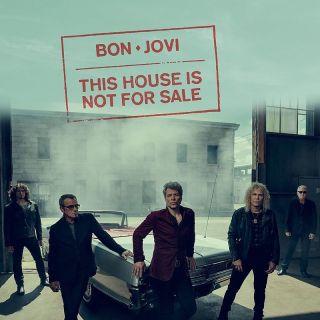 """""""This House is Not For Sale"""" - Reprodução da capa"""