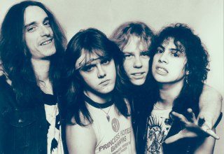Metallica - Foto: Divulgação
