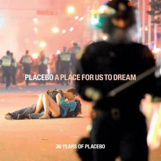 """Placebo - Reprodução da capa de """"A Place For Us To Dream"""""""