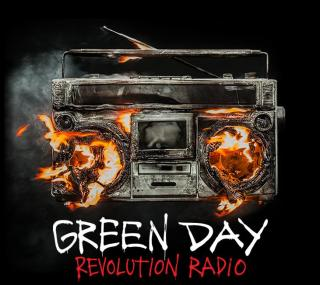 """""""Revolution Radio"""" - Reprodução da Capa"""
