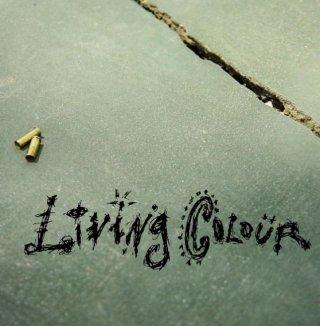 """Living Colour - Reprodução da capa da mixtape """"Who Shot Ya?"""""""