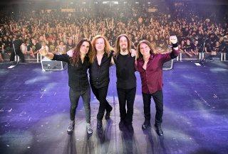 Megadeth -Foto: Divulgação