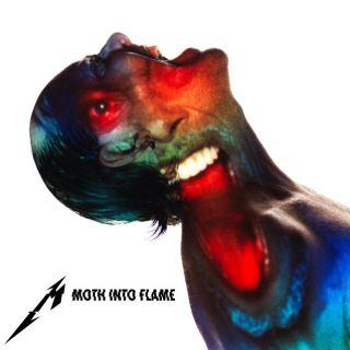 Reprodução da imagem do novo single do Metallica no Spotify