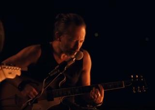 Radiohead - Thom Yorke - Foto: Reprodução do YouTube