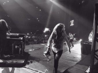 Whitesnake em SP - David Coverdale - Foto: Divulgação Whitesnake/Tiffany