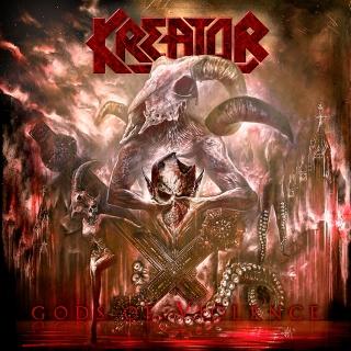Kreator - Reprodução da capa do disco