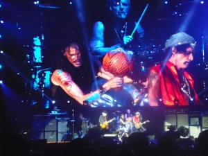 Aerosmith em SP - Foto: Flavio Leonel/Roque Reverso