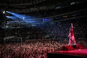 Guns N' Roses em SP no dia 11/11 - Foto: Divulgação Guns N' Roses/Katarina Benzova