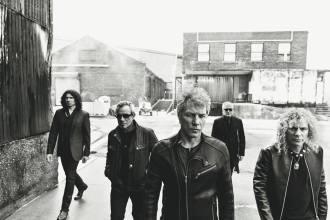 Bon Jovi - Foto: Divulgação