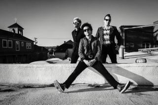 Green Day - Foto: Divulgação
