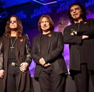 Black Sabbath - Foto: Divulgação