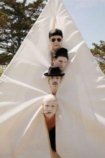 Red Hot Chili Peppers - Foto: Divulgação