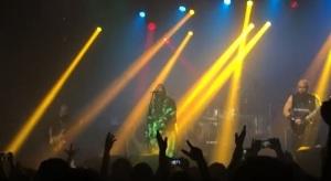 Mas e Igor Cavalera em SP - Foto: Reprodução doYouTube