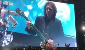 Black Sabbath no Rio - Foto: Reprodução do YouTube