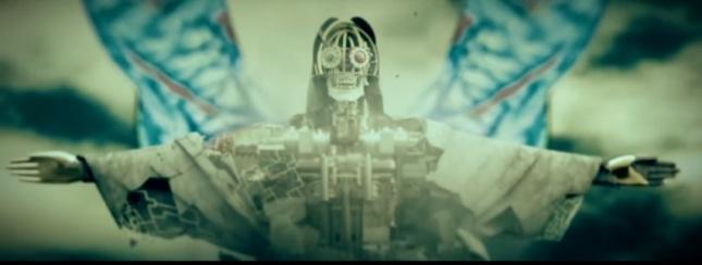 Reprodução de cena do novo clipe do Sepultura