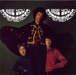 """Capa de """"Are You Experienced"""" na versão lançada no Reino Unido"""