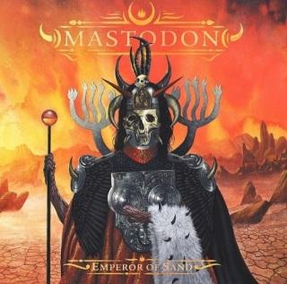 """Mastodon - Reprodução da capa do disco """"Emperor of Sand"""""""