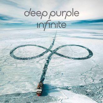 """Deep Purple - Reprodução da capa de """"Infinite"""""""