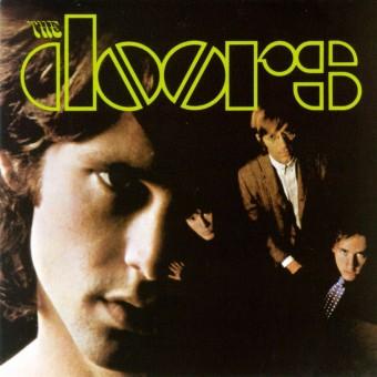 The Doors - Reprodução da capa do disco de estreia