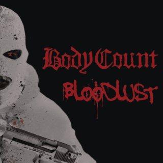 """Body Count - Reprodução da capa do disco """"Bloodlust"""""""