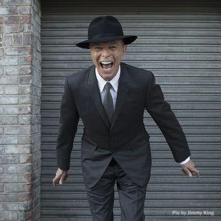 David Bowie - Foto: Divulgação/Jimmy King