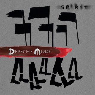 """Depeche Mode - Reprodução da capa do disco """"Spirit"""""""