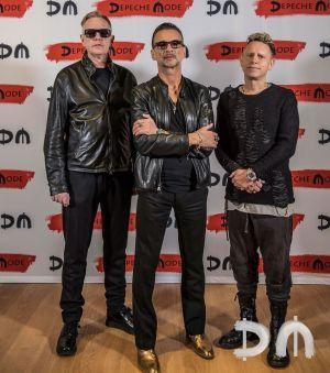 Depeche Mode - Foto: Divulgação/Francesco Prandoni
