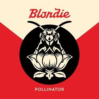 """""""Pollinator"""" - Reprodução da capa do disco do Blondie"""