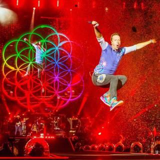 Chris Martin, do Coldplay - Foto: Divulgação