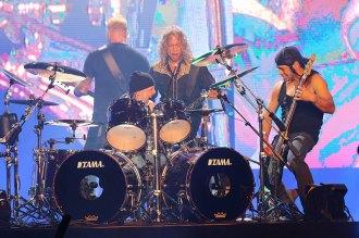 Metallica em SP - Foto: Divulgação Metallica