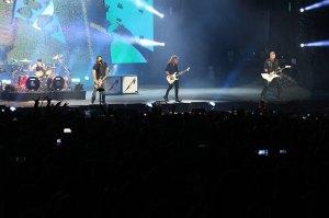 Metallica em SP no Autódromo de Interlagos - Foto: Divulgação Metallica