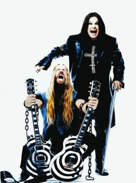 Zakk Wylde e Ozzy Osbourne - Foto: Divulgação Ozzy Osbourne/Facebook