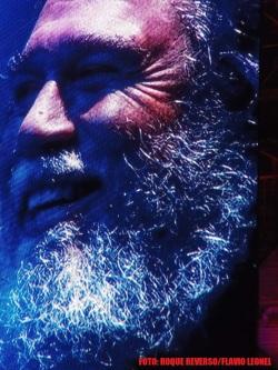 Slayer em SP - Tom Araya - Foto: Roque Reverso/Flavio Leonel
