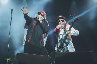 Prophets of Rage em SP - Foto: Divulgação Maximus/Marcos Hermes