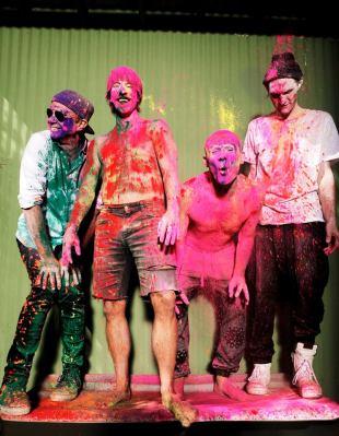 Red Hot Chuli Peppers - Foto: Divulgação Facebook