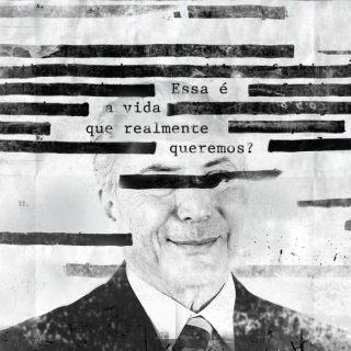 Roger Waters provoca com Temer - Foto: Reprodução do Facebook