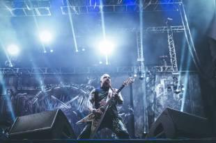 Slayer em SP - Foto: Divulgação Maximus Festival/Camila Cara