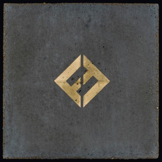"""Concrete and Gold"" - Reprodução da capa do disco novo do Foo Fighters"
