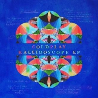 """""""Kaleidoscope"""" - Reprodução da capa do EP do Coldplay"""