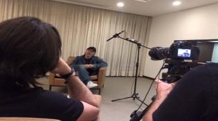 """Lars Ulrich no documentário """"Sepultura Endurance"""" - Foto: Divulgação"""