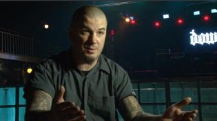 """Phil Anselmo no documentário """"Sepultura Endurance"""" - Foto: Divulgação"""