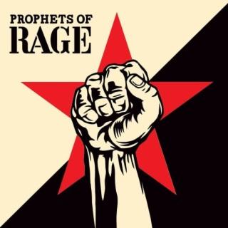 Prophets of Rage - Reprodução da capa do disco de estreia