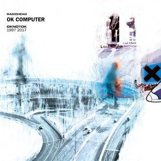 """Radiohead - Reprodução da capa de """"OKNOTOK"""""""