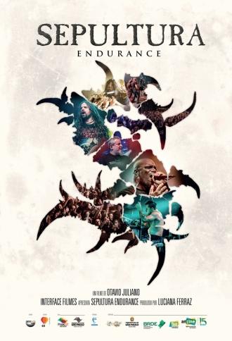 'Sepultura Endurance' - Reprodução do Cartaz do Filme
