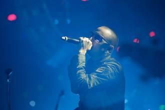 Chester Bennington - Foto: Divulgação Linkin Park/Fiore
