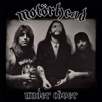 """Motörhead - Reprodução da capa de """"Under Cöver"""""""